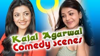 Kajal Agarwal Comedy Scenes Back to Back Comedy Scenes || Latest Telugu Comedy
