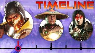 The Komplete Mortal Kombat Timeline! | The Leaderboard