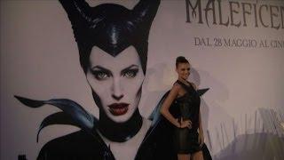 A Milano l'anteprima di Maleficent, sfilata vip sul black carpet