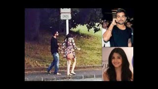 virat and anushka kiss