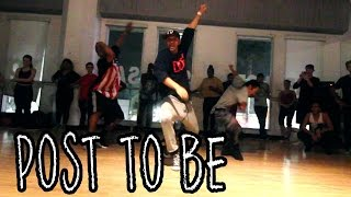 POST TO BE - @1Omarion ft @ChrisBrown Dance Video | @MattSteffanina Choreography
