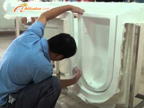China Walkin Bathtub & Shanghai Walkin Bathing