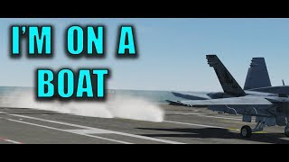 DCS World: I'm On A Boat [EXPLICIT]