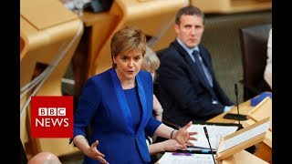 Nicola Sturgeon to