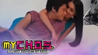MYCHOS presents MUST BE... LOVE pictorial behind-the-scenes Wave 2