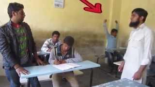 The Hyderabadi College | A Hyderabadi Comedy Short Film by Zeeshan
