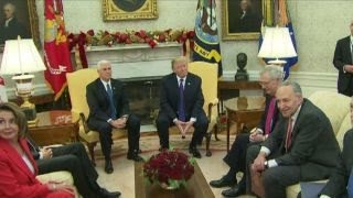 Trump to meet with Democratic leaders amid $5B border wall fight
