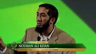 The Toughest Audience...FUNNY Br. Nouman Ali Khan...