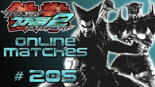 Tekken Tag Tournament 2 - Online Matches Ep.205 | Can't Get Off These Ranks
