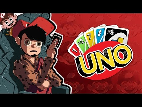The GAME of TROLLS UNO Multiplayer w Facecams
