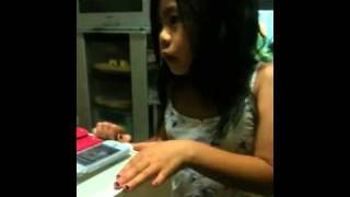 Beep by pussy cat dolls- sing by 7 year old girl