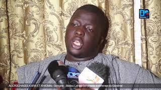 ACCROCHAGES KARA ET KHIDMA   Serigne Abdou Lahad Saye prend la défense du géneral