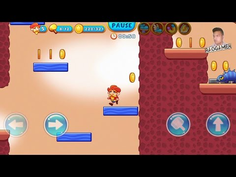 Super Jabber Jump Android Gameplay World 05-12 - Hardest Level Gameplay Ever