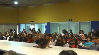 MARIANA HERRERA JURY  en EXPOKIDS  COLOMBIA