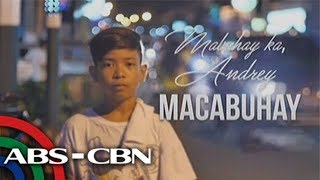 Mission Possible: Mabuhay ka, Andrey Macabuhay!
