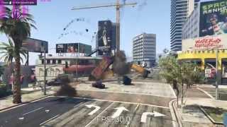 Grand Theft Auto V Benchmark I7 4790k @4.6ghz+ Msi Gtx 970