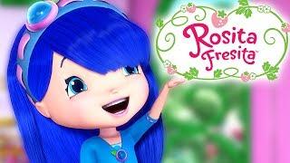 Rosita Fresita ★ 🍓 Trabajar hasta que el trabajo esté hecho 🍓 ★ Dibujos Animados