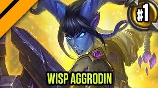 Day[9] HearthStone Decktacular #243 - Wisp Aggrodin P1