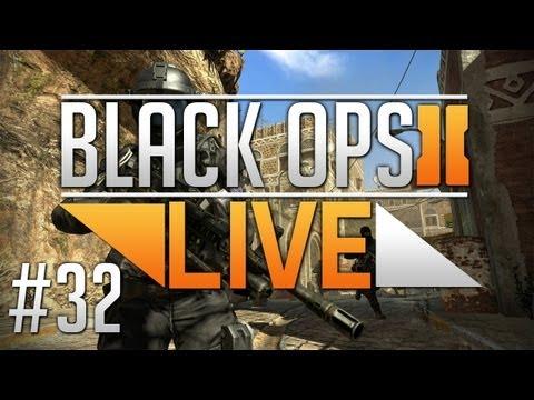 TEAM AKIMBO TAC-45! - Black Ops 2 - LIVE [#32]