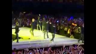 EXO @ KCON 2013 + M! Countdown What's Up LA PT16