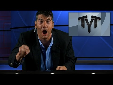 Cenk Uygur Freak-Out Meltdown! (The Young