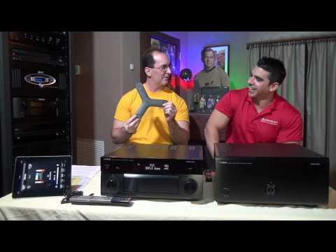 Yamaha AVENTAGE CX-A5000 AV Processor & MX-A5000 Amplifier Review