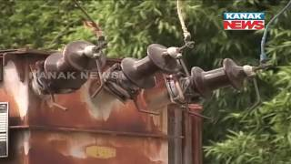 Various reason of power cut in odisha
