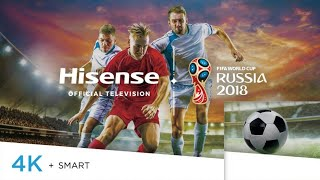 """Hisense 50"""" H7608 Series 4K UHD Smart Television -  QUICK look (full review in a month)"""