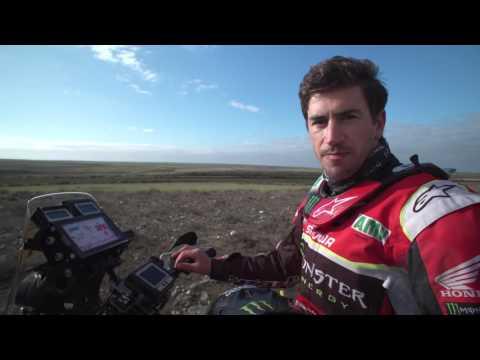 Dakar 2017 Way Points