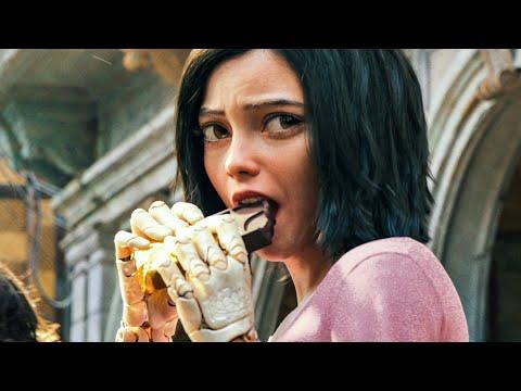Xxx Mp4 ALITA BATTLE ANGEL All Movie Clips Trailer 2019 3gp Sex