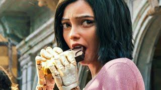 ALITA: BATTLE ANGEL All Movie Clips + Trailer (2019)