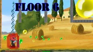 Bubble Struggle: Adventures - Floor 6 - GamePlay