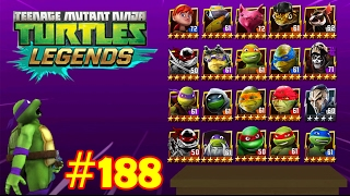 Teenage Mutant Ninja Turtles Legends - Part 188
