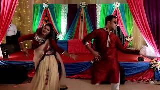 Best Bangladeshi Halud Dance performance