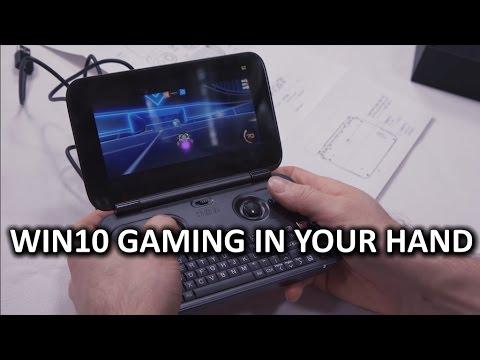 Pocket sized Windows Gaming PC