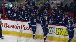 Wild learned quickly that you should never leave Laine open