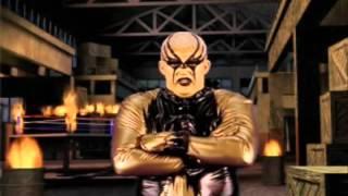 Goldust (creepy promo) Warzone
