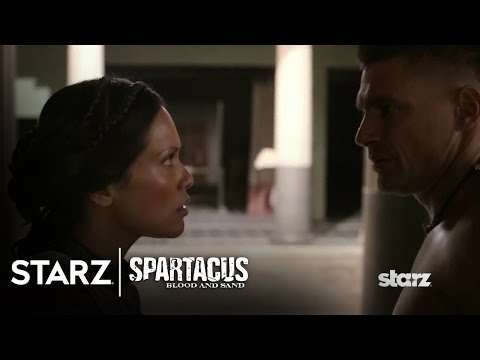 Spartacus: Blood and Sand | No Easy Task | STARZ