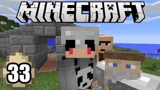 Minecraft Survival Indonesia - Membuat Laboratorium! (33)