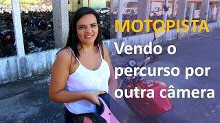 AULA DE MOTO NA MOTOPISTA - VISÃO DIFERENTE