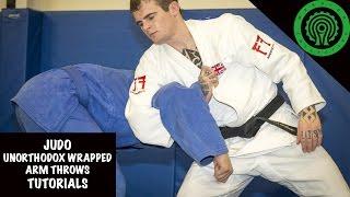 Judo Unorthodox Wrapped Arm Throws Tutorial