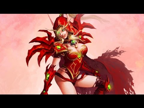 Heroes of the Storm : Valeera Sanguinar (Gameplay) PT-BR