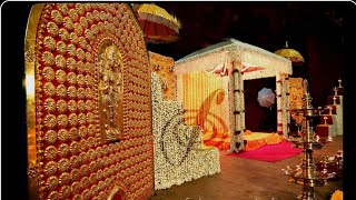 Royal Kerala Wedding - Falgu Events 2014