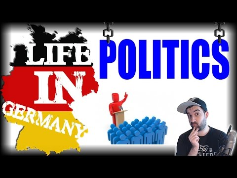 watch LIFE & CULTURE IN GERMANY #3 | German Politics & The Political System | VlogDave