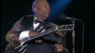 BB KING The Thrill is Gone Live '01 (Awesome)