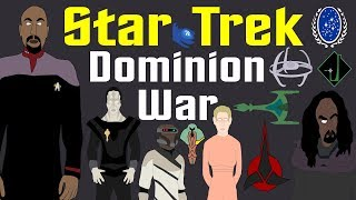 Star Trek: Dominion War (Complete)