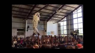 World Dance Day 2016 COTB02 萬佛城 City of Ten Thousand Buddhas      CARnHAL