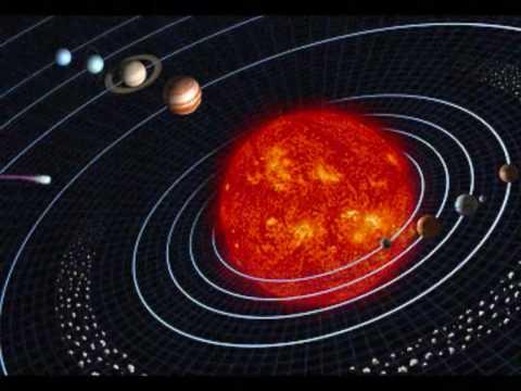 Viaje al Sistema Solar