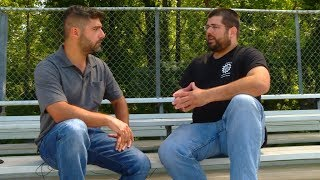 How white nationalist leader Matt Heimbach defends violence at Saturday