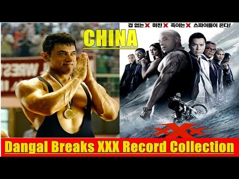 Xxx Mp4 Dangal Overtakes Xxx Return Of Xander Cage Collection In China 3gp Sex